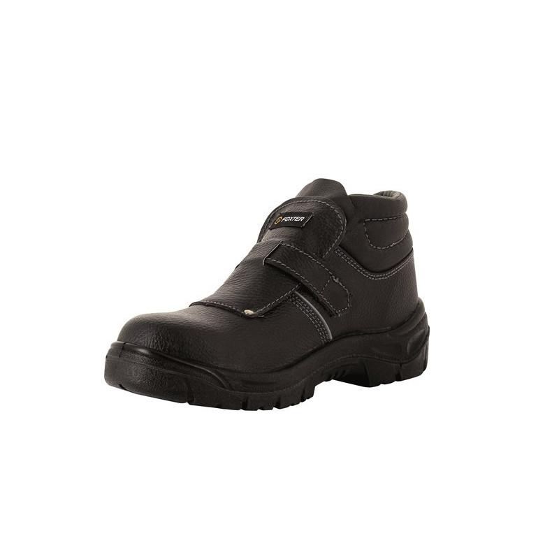 Chaussures Detroit De S1p Pour Type Sécurité Soudeur H9IWED2