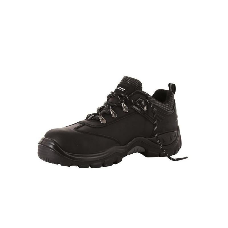 grande vente 4ebfd a3486 Chaussures de sécurité S3 Shark basses, noires - Securistock.fr