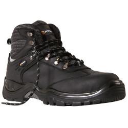 Chaussures de sécurité S3 Shark hautes, noire