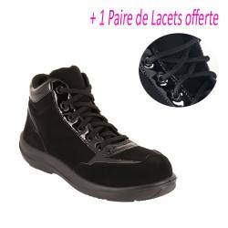 Chaussures de sécurité Femme hautes Vicky S3