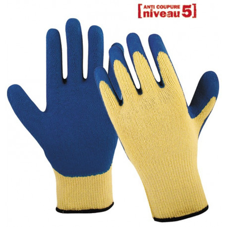 Gants anti-coupure en latex AC203