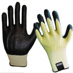 Gants anti-coupure nitrile imperméable ANT312