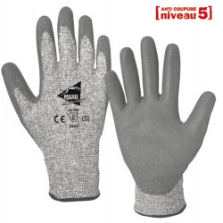 Lot de 12 paires de gants anti-coupure C1002