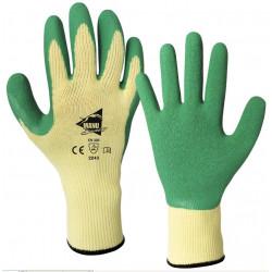 12 paires de gants jardinier / espace vert MM013