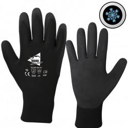 12 paires de gants thermiques latex F100