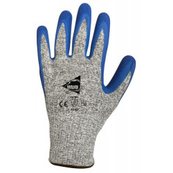 Gants anti-coupure enduction latex C1004