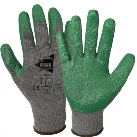 Gants enduction nitrile ML005