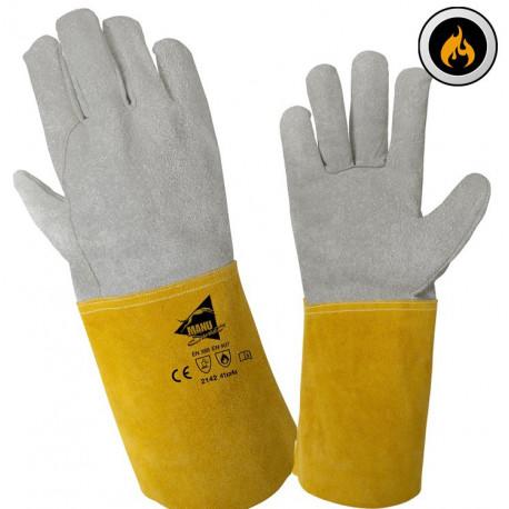 Gants thermiques cuir de bovin A906