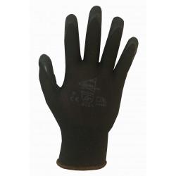 12 paires de gants manutention moyenne Latex L4001