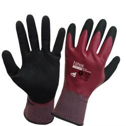 12 paires de gants manutention moyenne NITEK