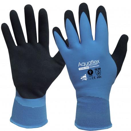 12 paires de gant latex aquaflex