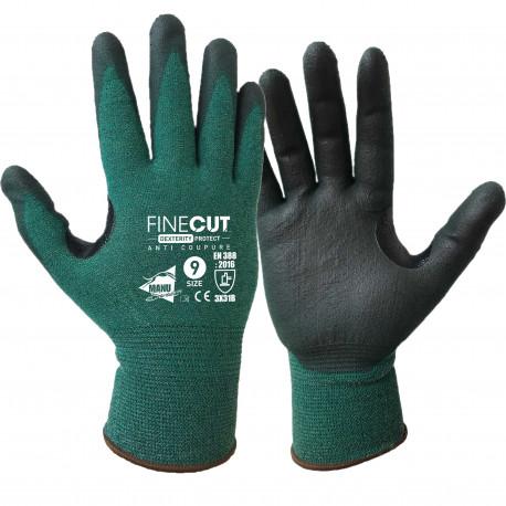 12 paires de gant anti coupure FINECUT