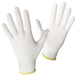 12 paires de gants extra fin blanc MF100