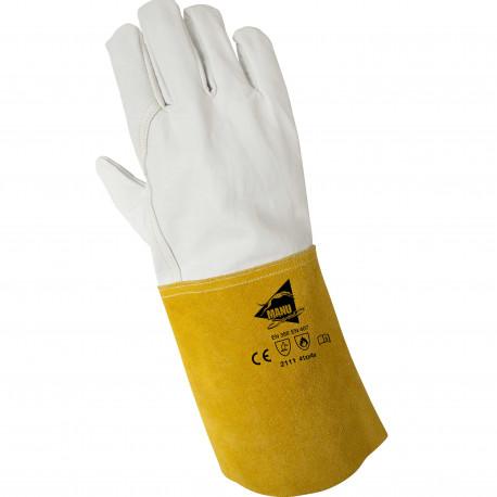 12 paires de gants thermiques cuir d'agneau A909