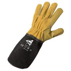 12 paires de gants thermiques cuir d'agneau A800