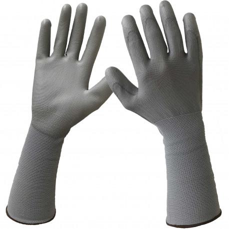 12 paires de gants polyuréthane MF203