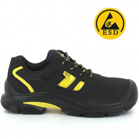 Chaussures de sécurité basses DEVONE S3 ESD