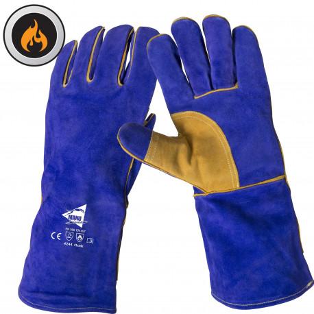 Gants thermiques cuir de bovin A801