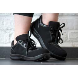 Chaussures de sécurité S3 Femme Vicky basses, noires