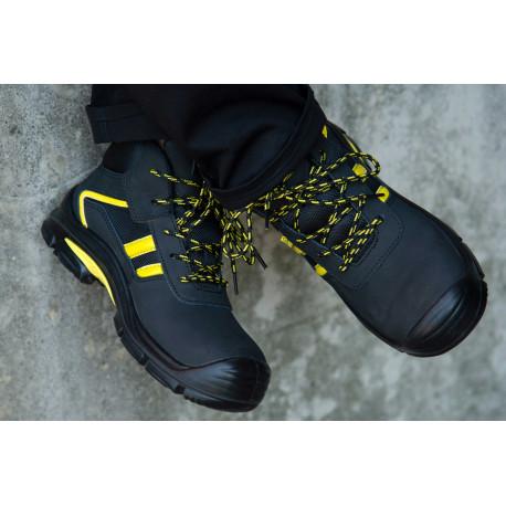 Chaussures de sécurité hautes MALONE S3 ESD