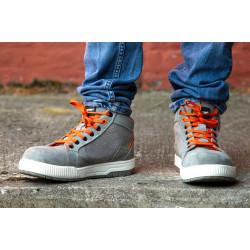 Chaussures de sécurité hautes Texas GRISES S1P