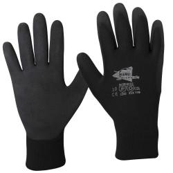 Lot de 12 paires de gants thermiques latex F100