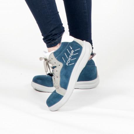 Chaussures de sécurité Femme hautes Diams S3