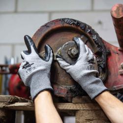 Lot de 12 paires de gants enduction nitrile ANT310
