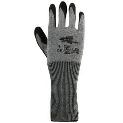 12 paires de gants manchette anti-coupure polyuréthane ANT318